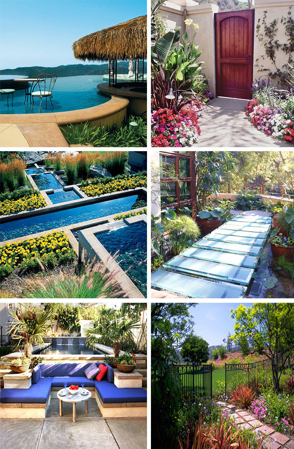 Luxury Garden Design by Estate Gardens from ValleyCrest | Modern ...