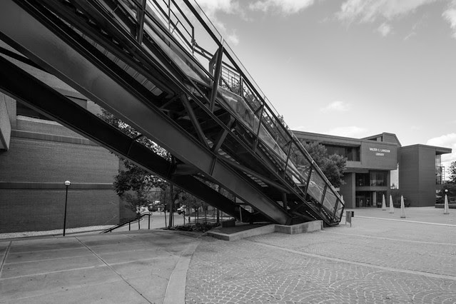 Zimmer Stairs, University of Cincinnati (1996)