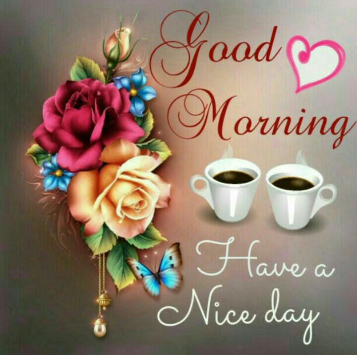Good Morning Have A Nice Day Hd Images Archidev