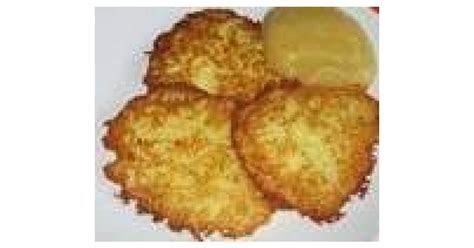 kartoffelpuffer mit apfelkompott von charlot ein