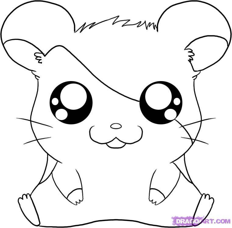 Cute Easy Cartoon Characters Drawing Drawing Tutorial Easy