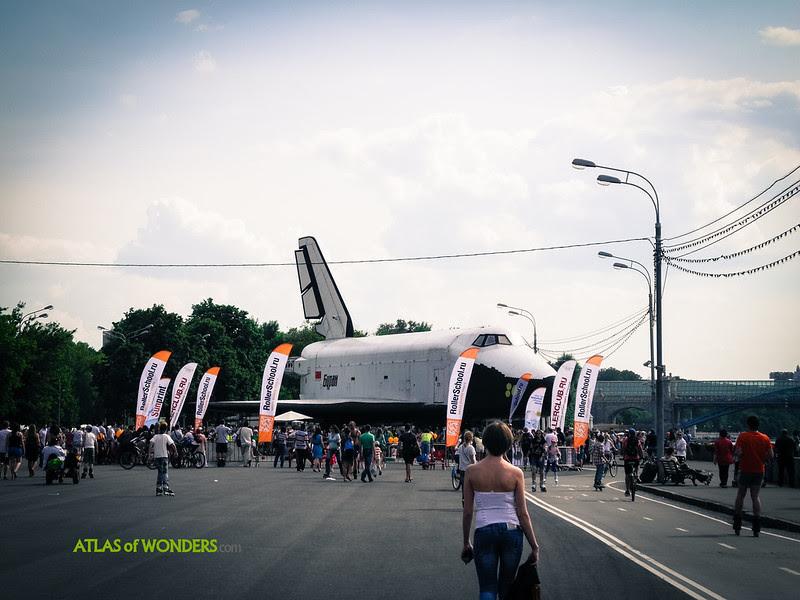 Gorky Park Nave Espacial