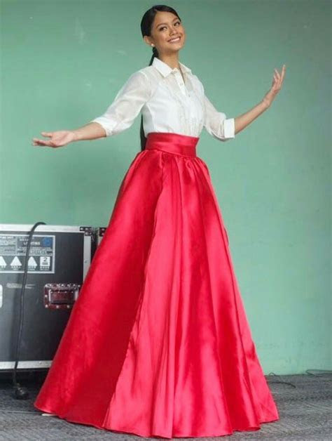 Pin by Eileen Daniel Sarmago on Modern Filipiniana