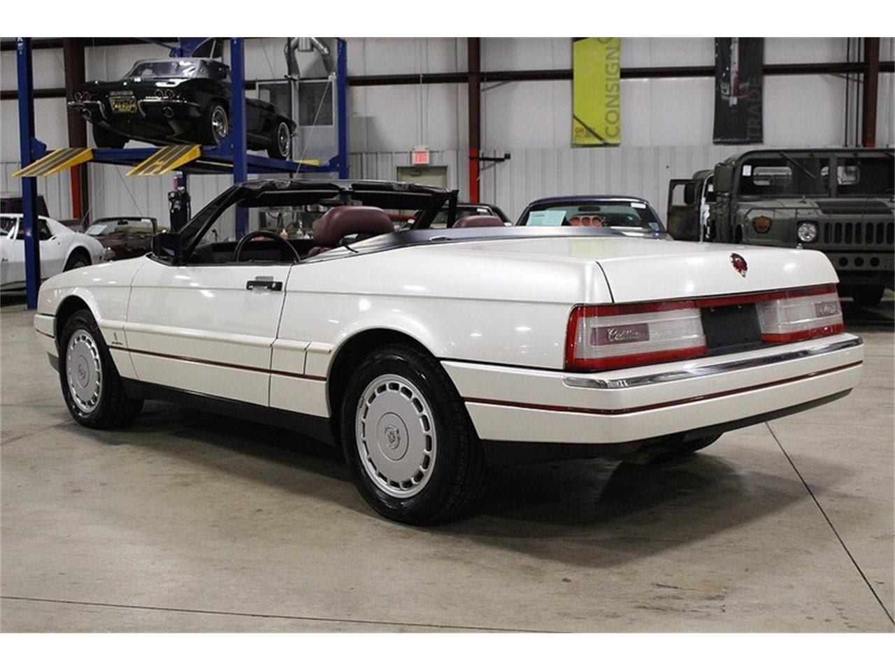 Cadillac Allante In Michigan For Sale Used Cars On ...