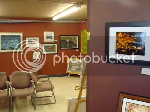 Linda Art On Display