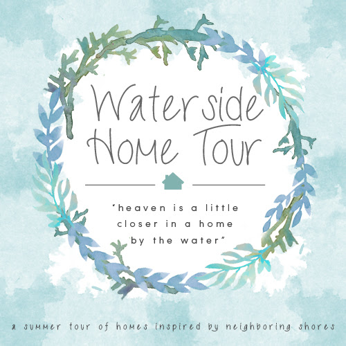 A tour of 16 GORGEOUS homes inspired by nearby waters!!! www.tableandhearth.com