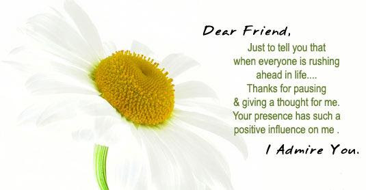 Thank You My Friend Free Friends Ecards Greeting Cards 123 Greetings