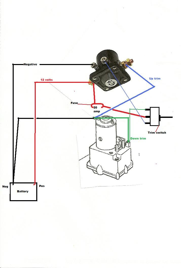 simple winch wiring diagram image 8