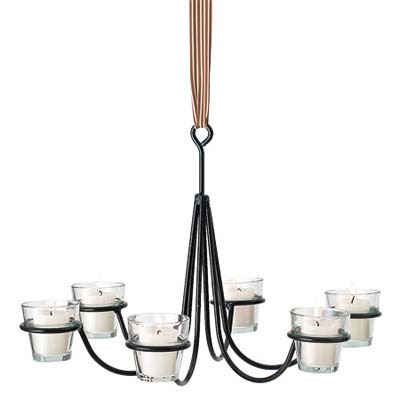 30. Add an Outdoor Chandelier | 75 Outdoor Upgrades for Under $75 ...