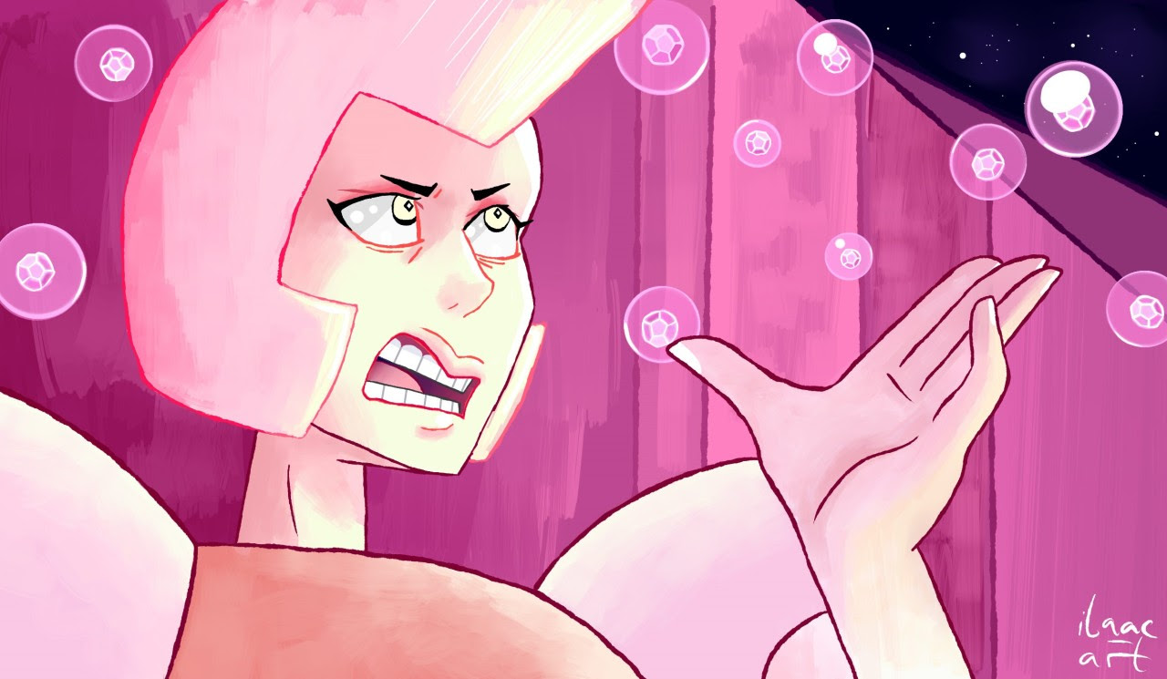 "screenshot redraw from ""that will be all"" i love yellow diamond so much during that scene"
