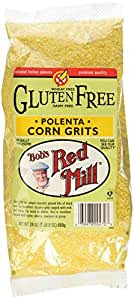 Amazon.com: Bob's Red Mill Gluten Free Polenta Corn Grits ...