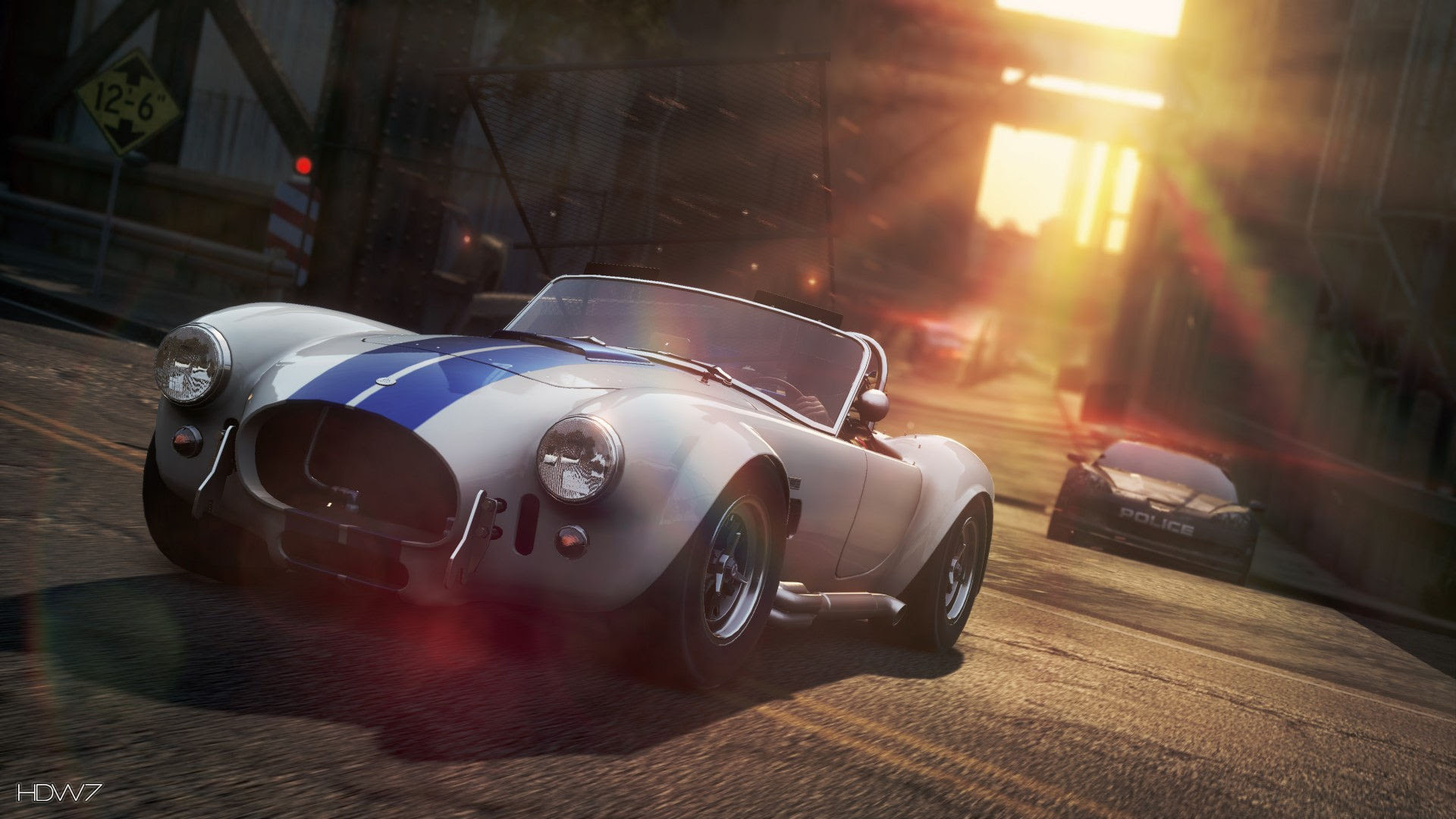 Need For Speed Most Wanted 2012 Shelby Cobra Widescreen Hd