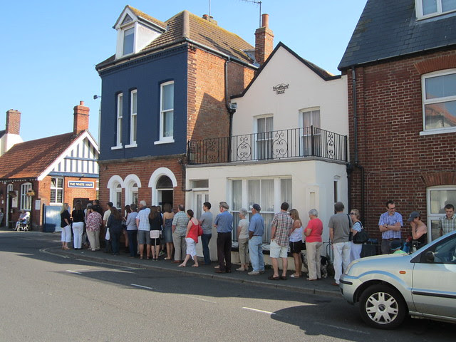Aldeburgh and Southwold 1st October 2011 035