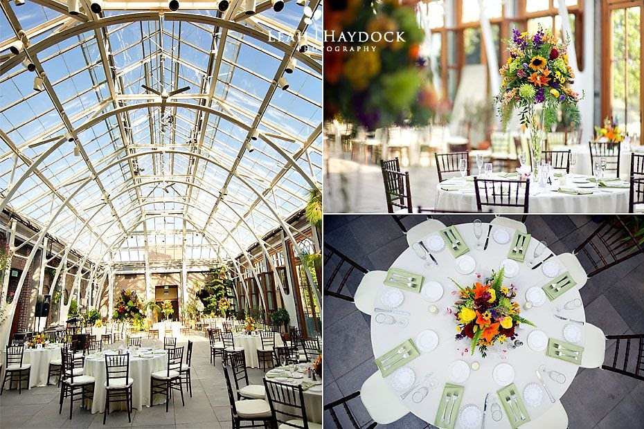 Tower Hill Botanic Gardens Boylston Ma Wedding