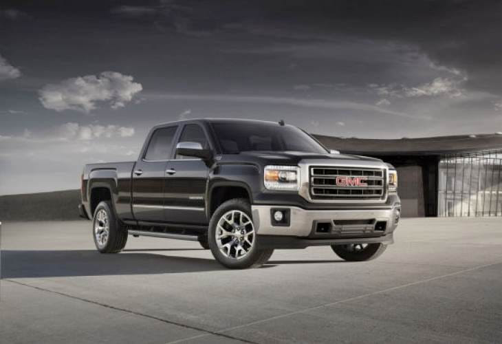 2014 GMC Sierra vs. Ford F-150, Ram 1500 engine specs ...