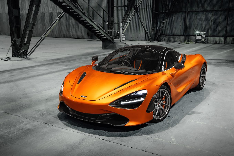 The McLaren 720S Configurator is Here  Motor Trend