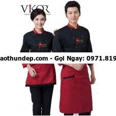 đồng phục nhà hàng đẹp