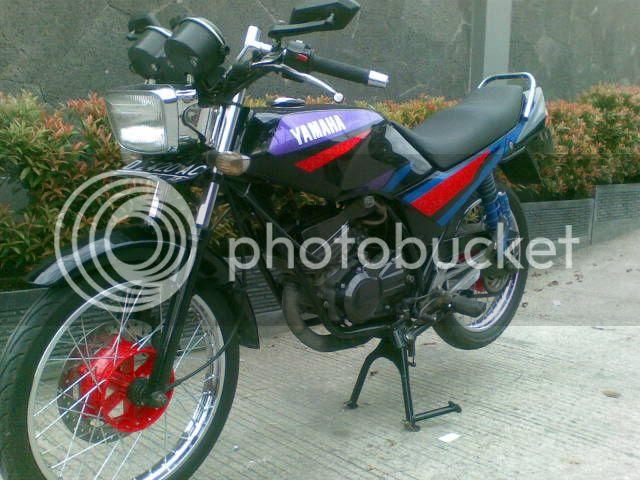 Aksesoris Motor Rxz