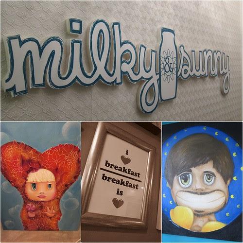 milky&sunny