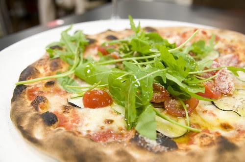 Pugliese, Pizzeria McRose, 新宿伊勢丹 イタリア展