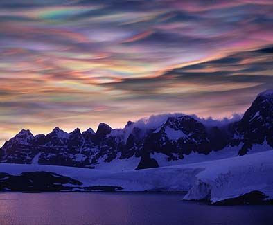 Polar Stratospheric Clouds