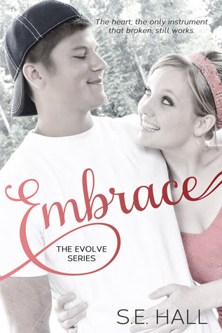 Embrace (Evolve Series, #2)