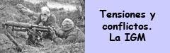 Tensiones y conflictos