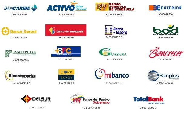 PLANILLAS DE SOLICITUD DE TARJETAS DE CREDITO DE BANCOS DE VENEZUELA ACTUALIZADAS  2016