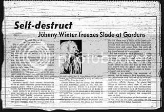 24th April 1973 London Free Press review large, 24th April 1973 London Free Press review