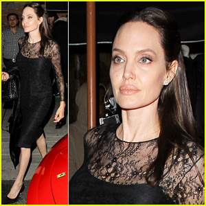 Angelina Jolie Photos News And Videos Just Jared Page 24