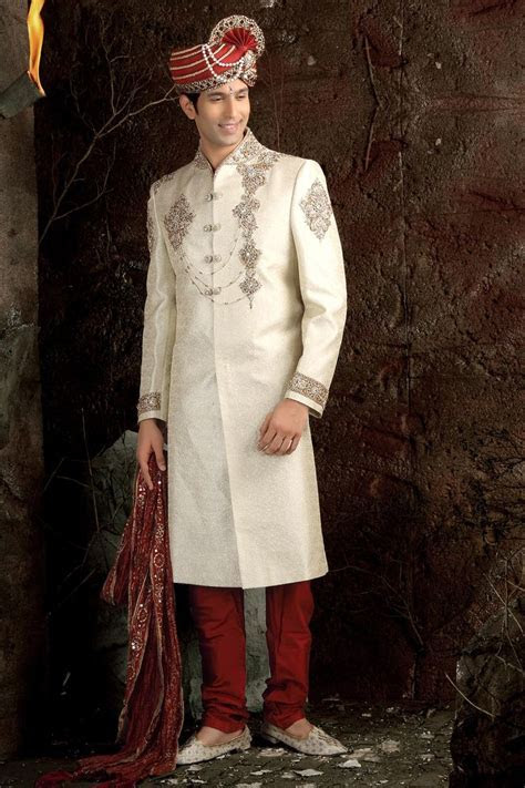 Indian Wedding Dress For Men ~ Indian Wedding Dressmen
