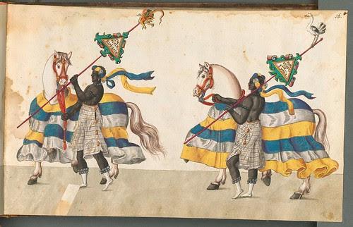 Beschreibung der historischen und allegorischen Personen 1596 (1600) (Barbaria Libya)