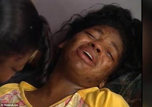 Kamiyah's motherShanara Mobley