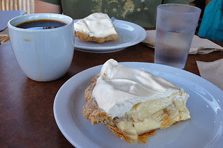Mission Pie - Slice of Banana Cream Pie