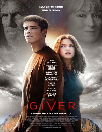 Poster de The Giver (El dador de recuerdos)