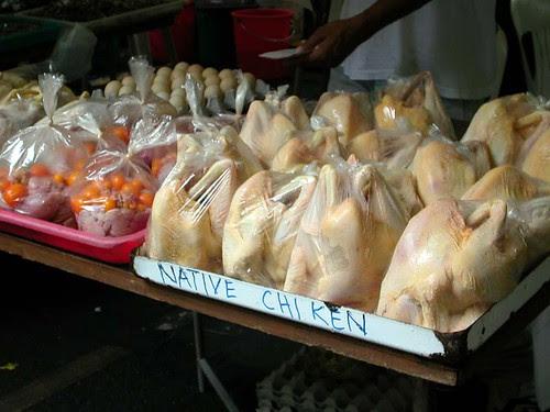 market native chiken