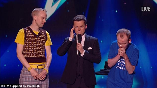 Lee Ridley took home the top prize of £250,000 and the opportunity to perform for The Queen