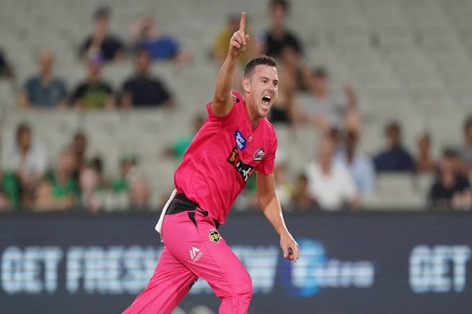 BBL | Sydney Sixers Thrash Melbourne Stars to Qualify for Final