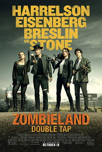 Zombieland 2 Double Tap 2019 Dual Audio ORG Hindi 480p BluRay 300MB ESubs