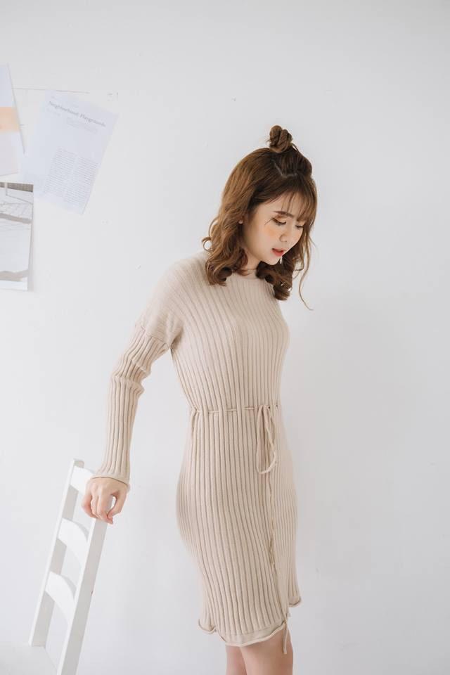 Tết này dự báo trời lạnh, và đây là những mẫu váy len vừa đẹp vừa ấm dành cho các nàng - Ảnh 7.