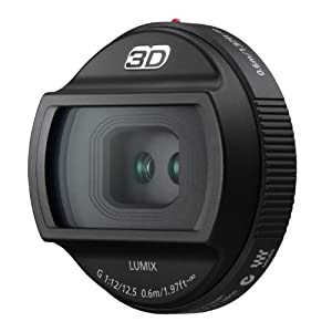 Panasonic Lumix 12.5mm f/12 3D G Lens