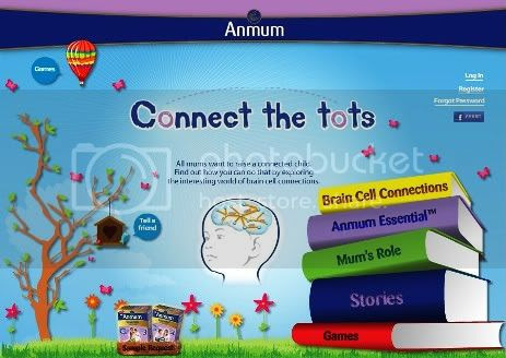 Mommies Have You Connected Your Tots Yet,Brain Cell Connections