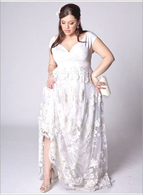 Plus Size Wedding Dresses Plus Size Casual Wedding Dresses
