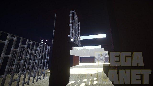 Rust Mw2 Map Mega Planet Minecraft Project