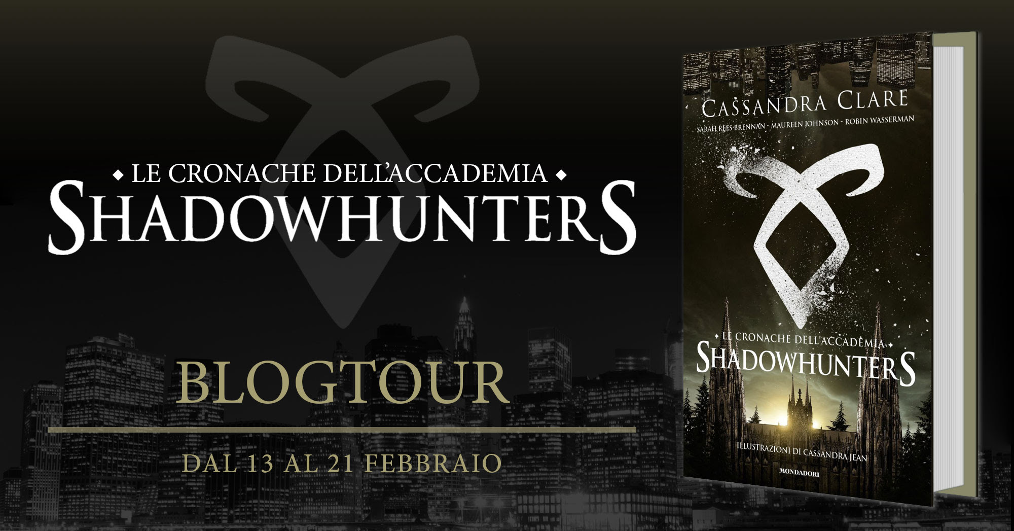 Banner Shadowhunters Academy