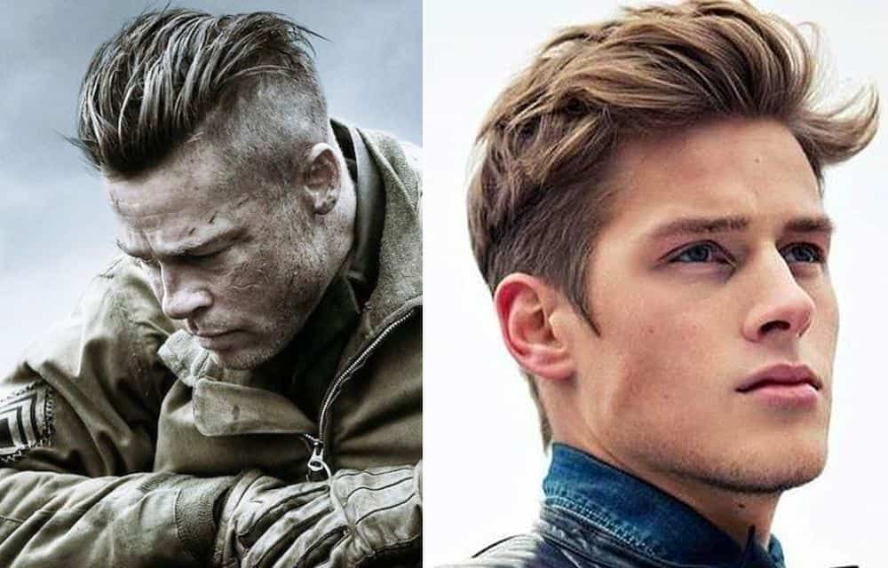 Mens Hairstyles Heart Shaped Face