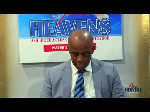 Open Heaven 23 September 2021 – Blessings of the New Anointing