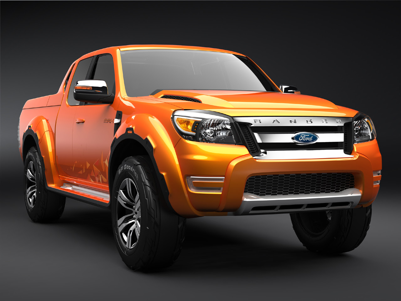 Ford Ranger Max Concept Pictures | Apps Directories