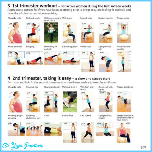 Yoga In Second Trimester Of Pregnancy Yoga Pregnancy