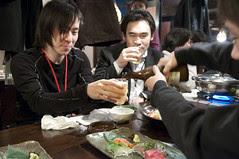 java-ja 2009 忘年会, 北の味紀行と地酒 北海道, 新宿アイランドタワー
